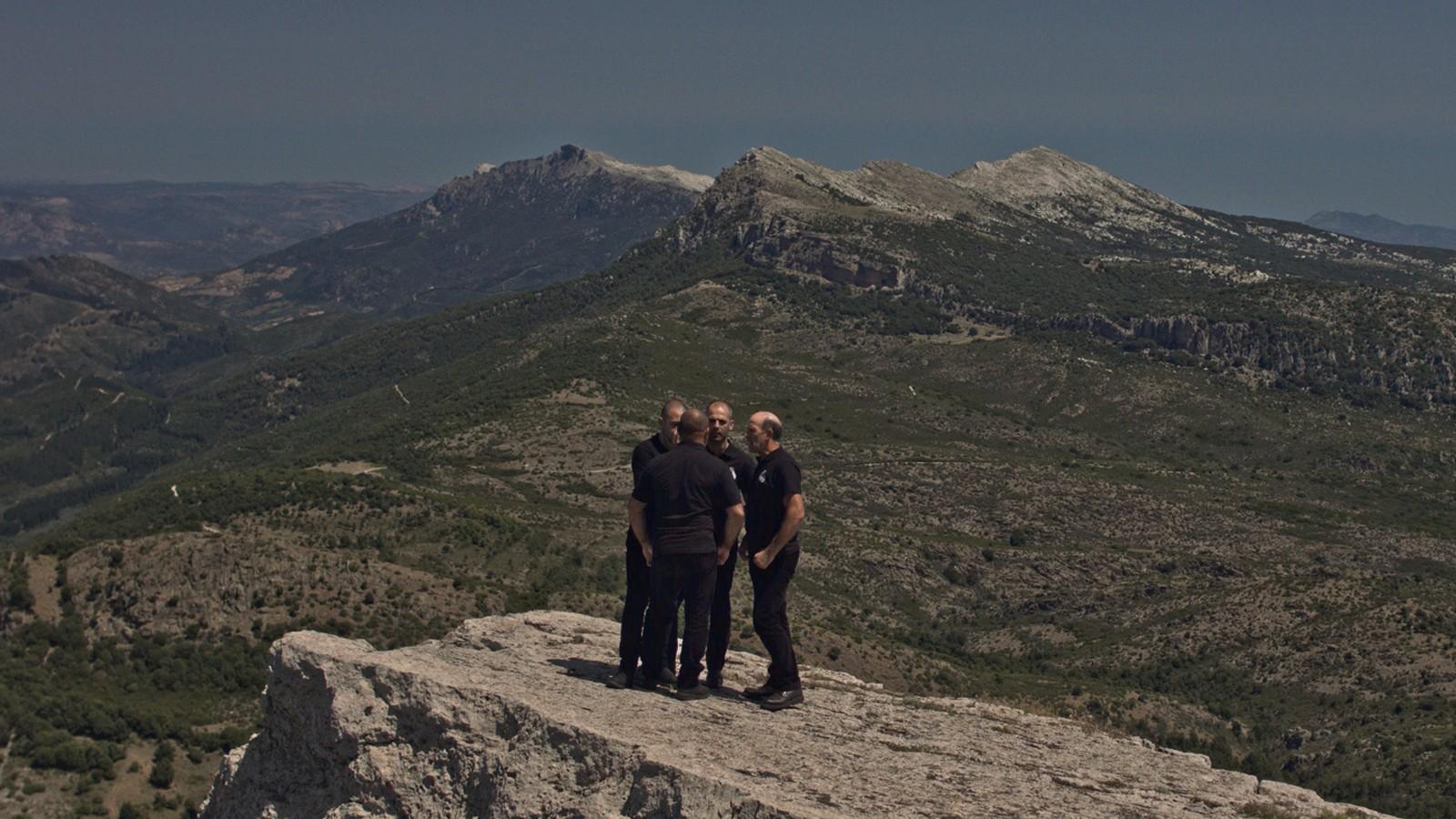 A BOLU • il Canto a Tenore in Sardegna